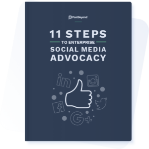 11 Steps to Enterprise Social Media Advocacy