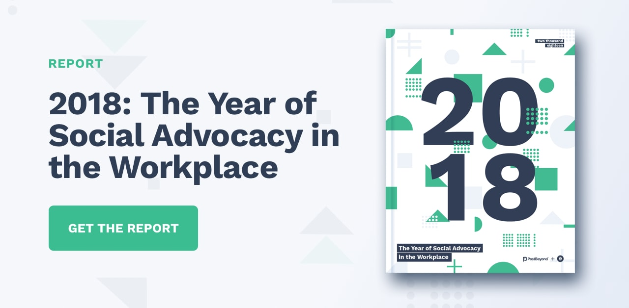 @018: The Year of Social Advocacy in the Workplace