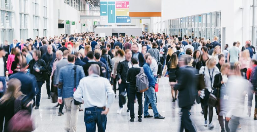 How To Win At Trade Shows (Yes, It Involves Social Media)