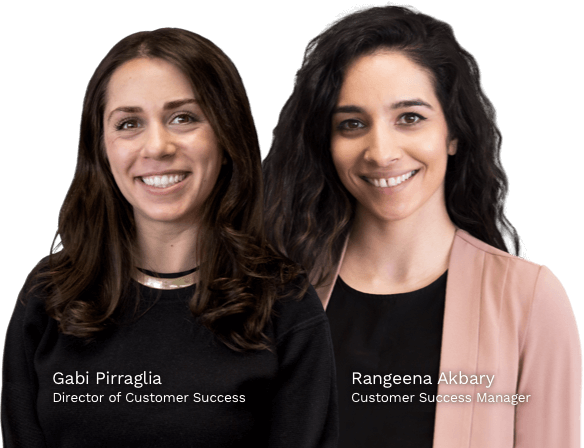 PostBeyond customer success team members