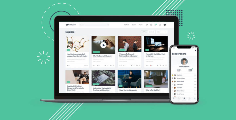 Discover and Share With PostBeyond's New Content Library