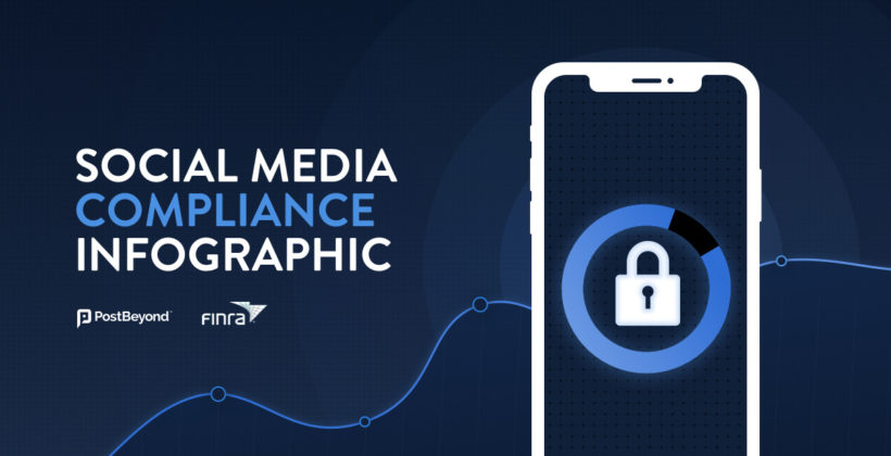 FINRA & Social Media Compliance Infographic