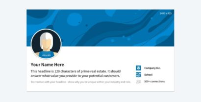 LinkedIn Cheat Sheet: Building The Perfect Profile [Infographic]