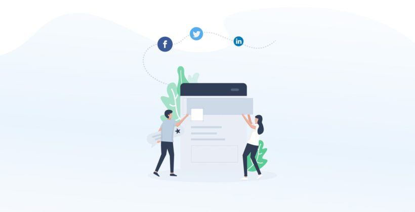 Social Media Image Size Guideline for 2019 [Infographic]