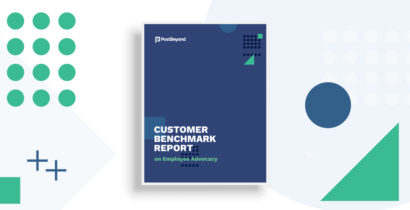 Customer Benchmark Report on Employee Advocacy