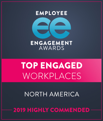 Employee Engagement Awards for Top Engaged Workplaces in North America
