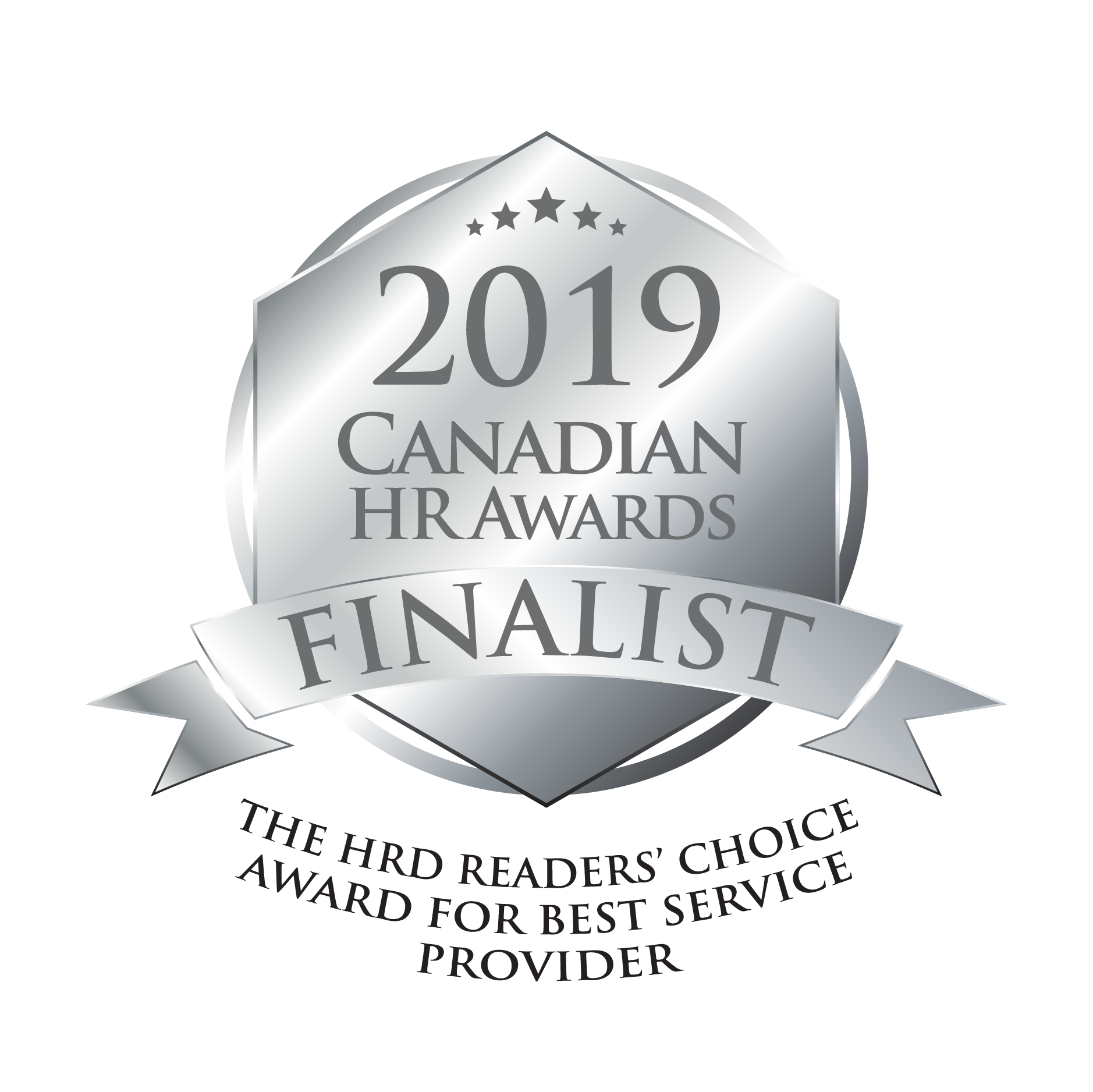 2019 Canadian HR Awards Finalist