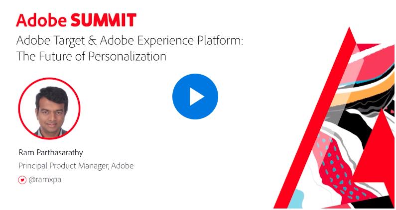 Adobe Summit live