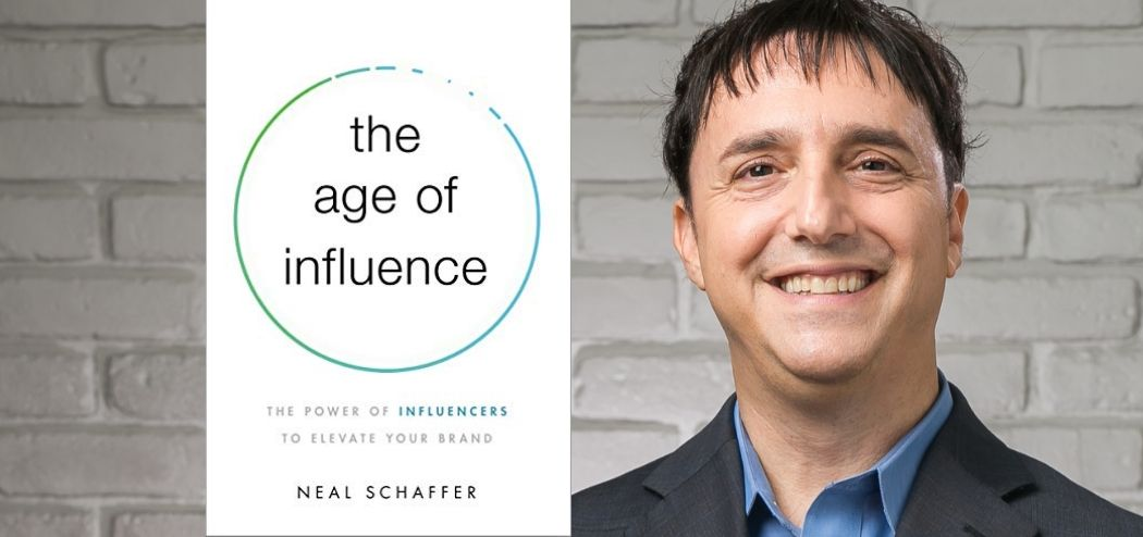 Neal Schaffer The Age of Influence