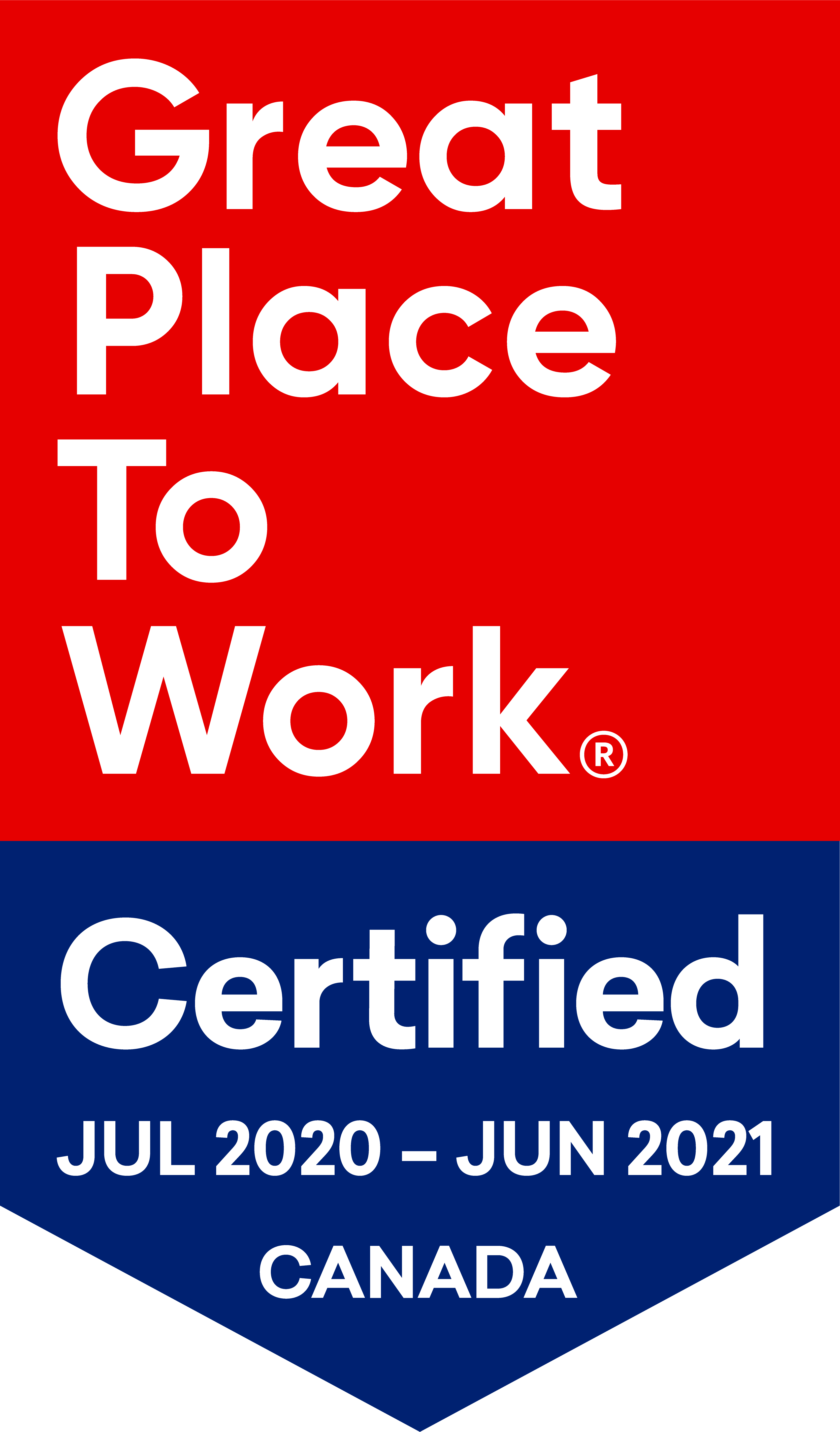 Great Place to Work Certified for PostBeyond