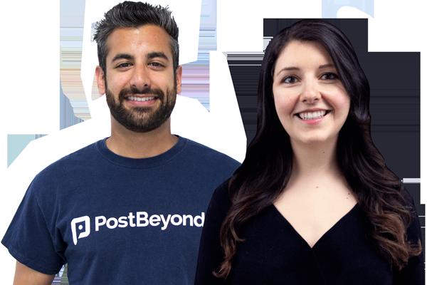 PostBeyond team members