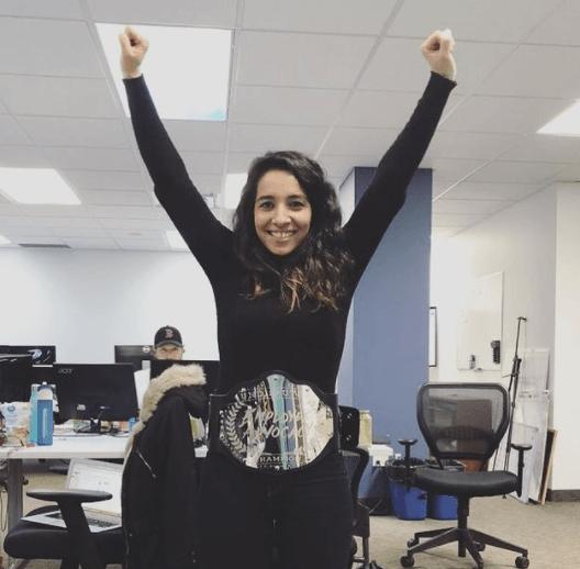 employee advocacy contest winner