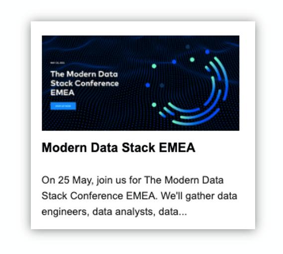 Fivetran EMEA conference